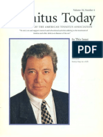 Tinnitus Today December 1995 Vol 20, No 4