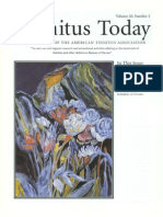 Tinnitus Today June 1995 Vol 20, No 2