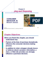 Consumer Behavior Chapter 9