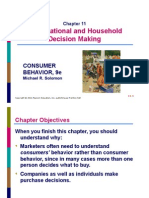 Consumer Behavior Chapter 11