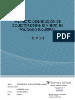 p12003 Colector Saneamiento Poligono Tomo II