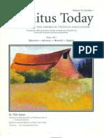 Tinnitus Today March 2000 Vol 25, No 1
