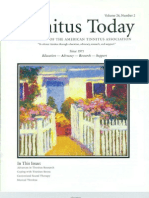 Tinnitus Today June 2001 Vol 26, No 2
