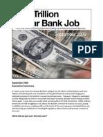 The Trillion Dollar Bank Job - Sep 2009