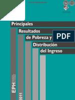 PRINCIPALES RESULTADOS DE POBREZA Y DISTRIBUCIÓN DEL INGRESO - 2011 - PARAGUAY - PORTALGUARANI