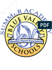 Blue Valley Summer Academy Credit Recovery Information