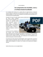 Fabricio y Jose luis Nota Periodística