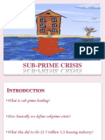 17092650 Subprime Crisis Ppt