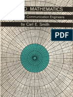 Applied Mathematics for Radio and Communication Engineers by Carl E. Smith, 1945.