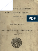The Metrical Dindshenchas vol 2 edited by Edward Gwynn (1906)