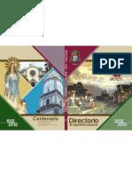 Portada Directorio 2012-2013 - Final