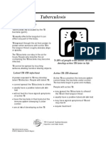 Tuberculosis Fact Sheet