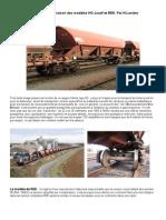 Modélisme ferroviaire à l'échelle HO. 10. Les wagons trémie EX Jouef et REE par H.Leclère