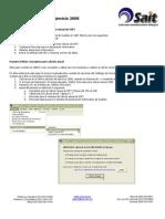 Cálculo Anual de ISPT y Declaración Informativa de Sueldos 2008
