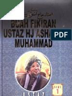 BUAH FIKIRAN ABUYA ASHAARI MUHAMMAD