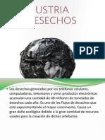 Industria y Desechos en Mexico y Jalisco