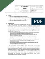 Laporan Diagnosa WAN - Konfigurasi PPP Dengan Autentikasi PAP