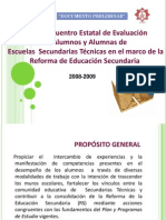 Primer Encuentro Estatal. Propuesta.preliminar.dest.Jalisco