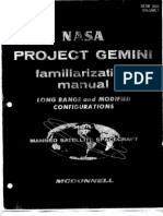 Project Gemini Familiarization Manual Vol1