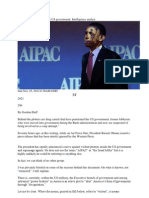 AIPAC- Decapitators Inside US Government- Intelligence Analyst
