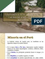CLASE 10 Contaminacion ambiental a causa de la minera