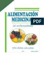 Alimentación Medicinal