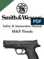 s-w-m-p-pistols