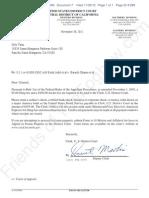 CA (CDCA). - Judd II - ECF 7 - Filing Fee Letter