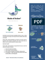 Anotec Generalised Mode of Action