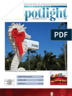 Southwest Spotlight Newspaper - December 1 Edition