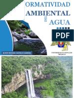 diapositivas de la normatividad ambiental del agua