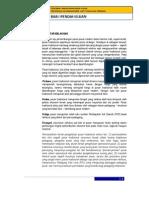 Pedoman Umum Manajemen Pengelolaan Pasar