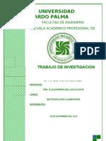 Trabajo de Investigacion_ Biotecnologia