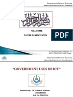 Computer Application Presentation by Hammad