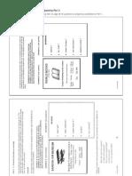 Sample Paper S KET (Cards)