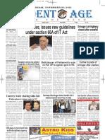 Daily Paper November 30