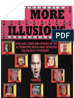 No More Illusions-How Alex Jones and Others in the Alternative Media Have Betrayed the Patriot Move