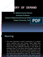 Lecture3 - Demand