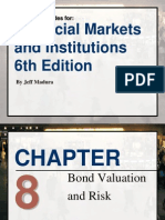 Bond Valuation and Risk Ch-8