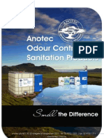 Anotec Blue Toilet Additives