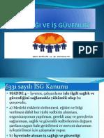 ISG Sunumu