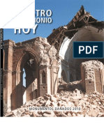Nuestro Patrimonio Hoy, Daños en el Terremoto 2010