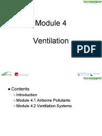 Module 4 - Ventilation