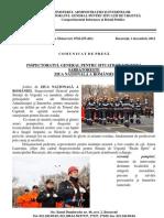 CP 01.12.2012 Ziua Nationala a Romaniei