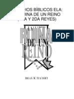 09 ESTUDIOS BÍBLICOS ELA 1 Y 2 REYES