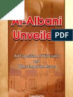 Al AlbaniUnveiled AnExpositionOfHisErrorssayfAd DinAhmedIbnMuhammad