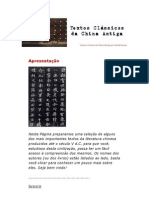 A Antiguidade Tardia em Textos Classicos da Antiga China-–-Os Daoistas - Andre Bueno