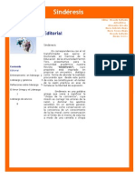 Revista Sindéresis.2