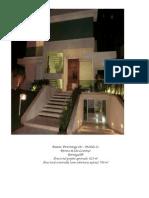 Memorial Descritivo Com Fotos (Casa Edmundo)
