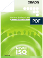 OMRON Future Safety Design - Revision of ISO 13849-1 - 2011